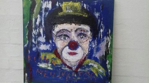 Clown, but not for you.