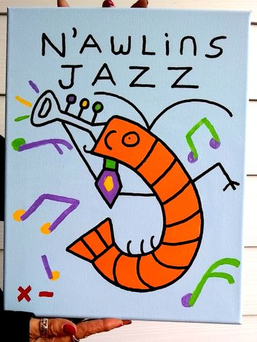 N'awlins Jazz Shrimp