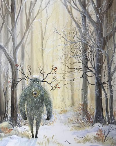 The king of the forest watchers