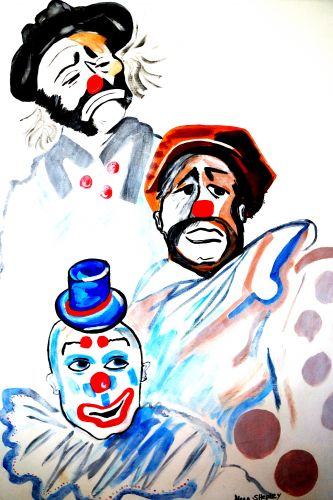 CLOWNS   UP UP AND AWAY
