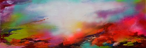 New Horizon 82 - Abstract Seascape