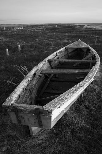 The Old Dinghy