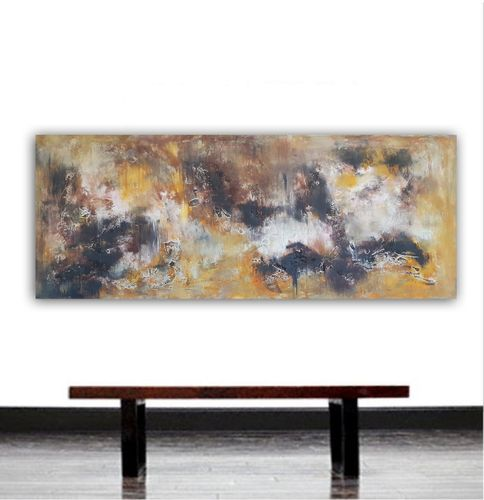 """59x 23,5""""( 150x60cm), The beauty of today 8"""