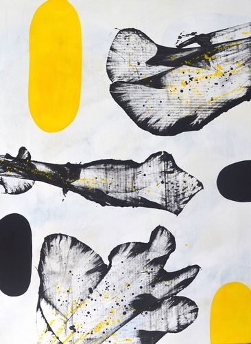 Trending art: A day with yellow