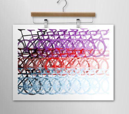 Bicycles palette