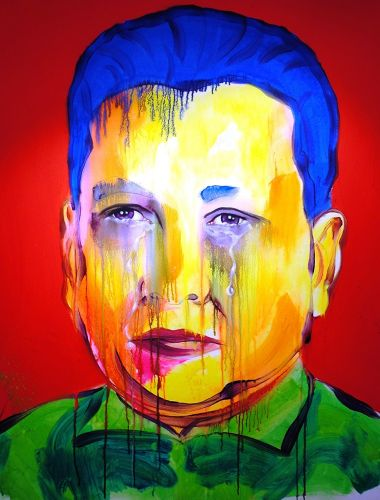Crying Icons - Pol Pot