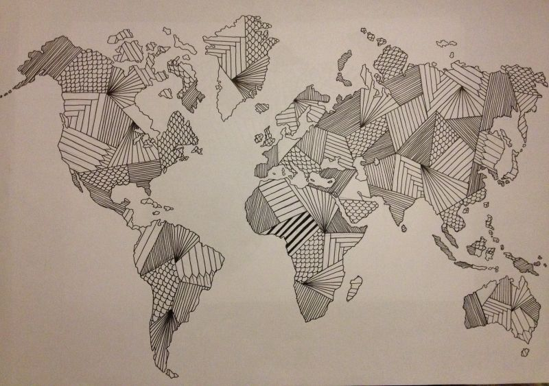 The World with a twist