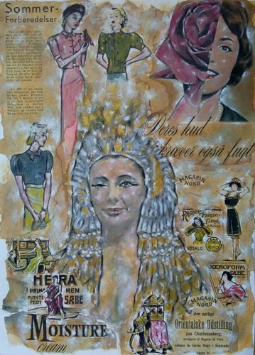 Cleopatra - Queen of Beauty and Fashion...
